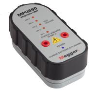 Jännitteenkoettimen testeri MPU690