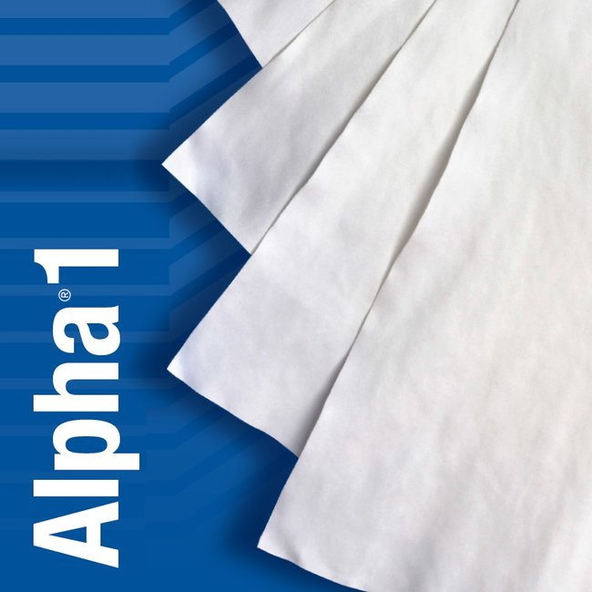 Alpha1 mikrokuitupyyhe