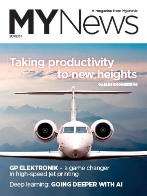Mycronic MYNews-uutiskirjeet