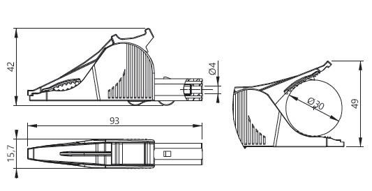 LARGE-36A-600V-CAT IV