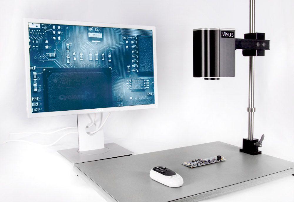 Digitaaliset videomikroskoopit