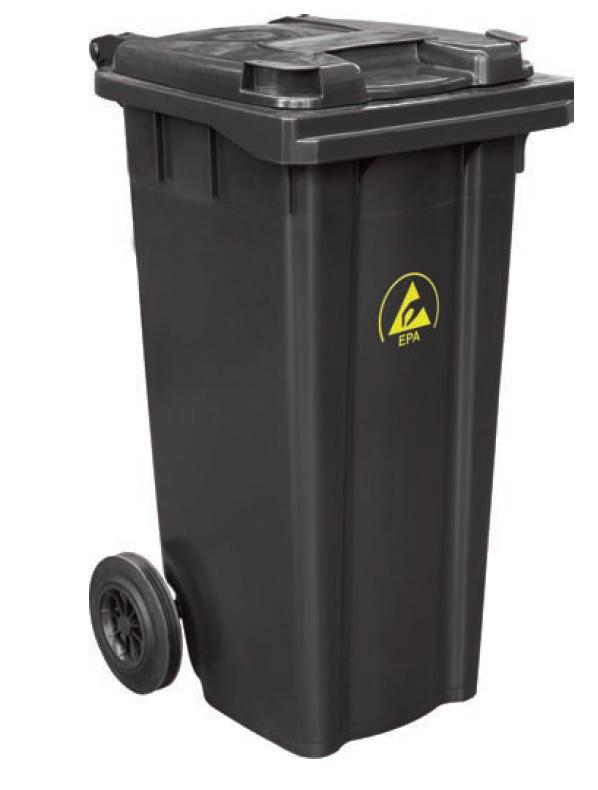 ESD-jätesäiliö 120 litraa
