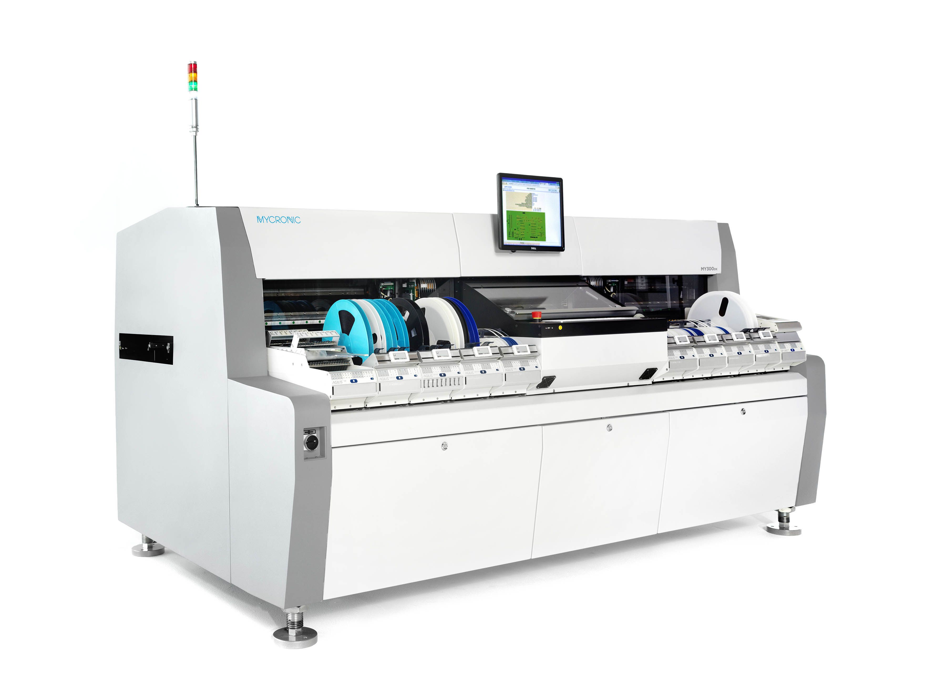 Mycronic - automaattiset SMD-ladontakoneet
