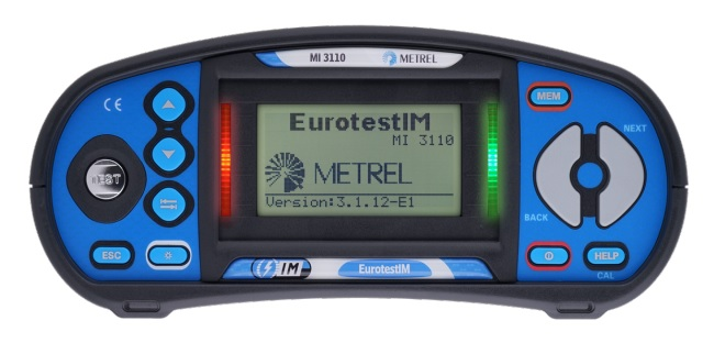 Asennustesteri Metrel MI 3110