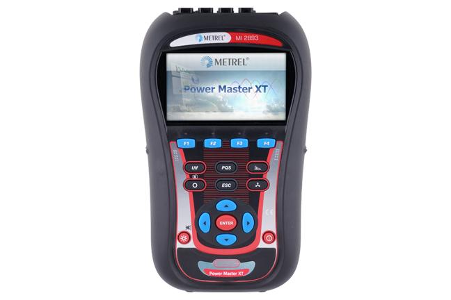 Metrel MI 2893 energia-analysaattori