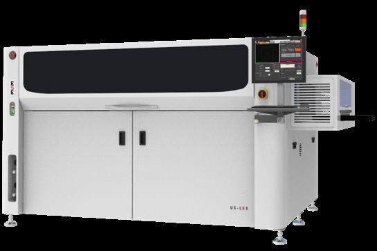 Isojen piirilevyjen pastanpainolaitteet | Large Board Screen Printers