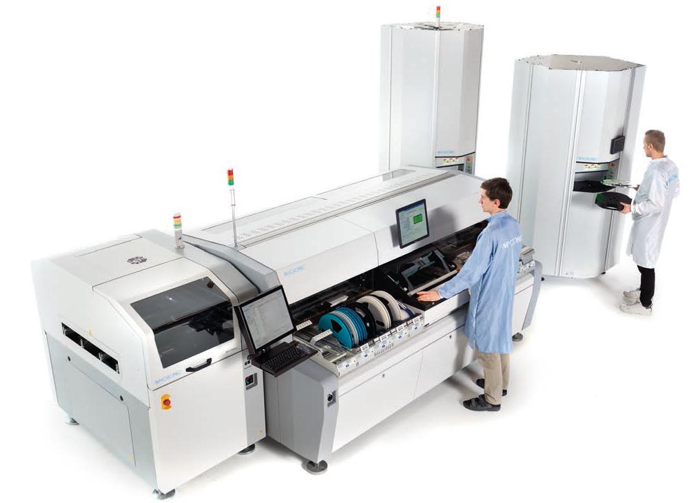 Tuotannon koneet ja materiaalit / Factory Automation