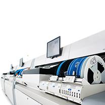 SMT-tuotannon koneet ja materiaalit / Factory Automation