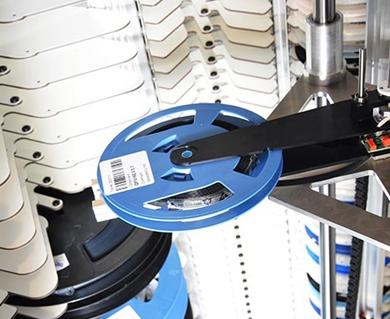 MYCRONIC älykkäät varastointiratkaisut | Automated and intelligent material handling