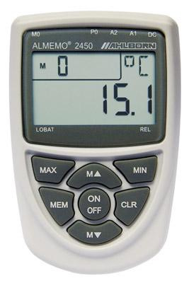 Ahlborn monitoimimittarit, Almemo MA24501-sarja