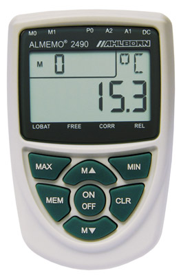Ahlborn monitoimimittarit, Almemo MA2490X-sarja