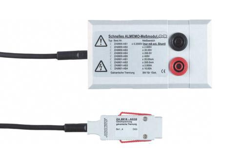 Vaihtovirtamittaus-moduuli Ahlborn ZA9904AB1