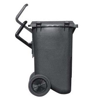 ESD-jätesäiliö 240 litraa