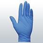 G10 Arctic Blue nitriilikäsine