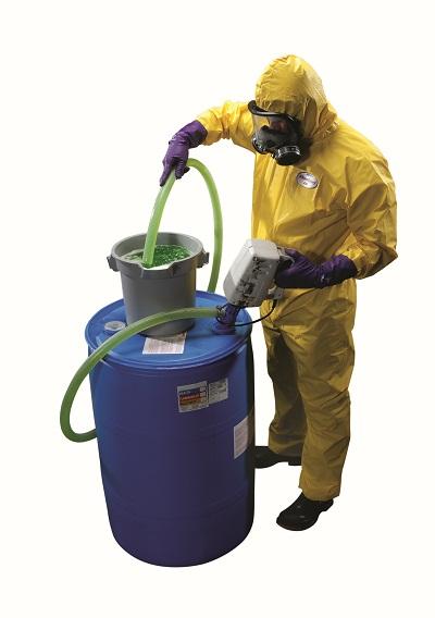 Kimberly Clark A71 kemikaalihaalari
