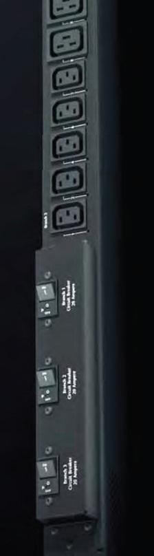 MPH2 etäluettava / etähallittava  PDU (16A, 3×16A, 3×32A)