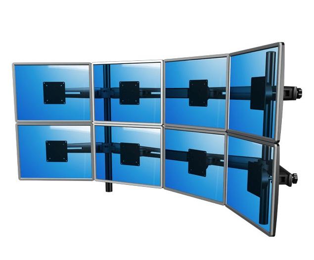 ViewMaster sarja ,  2 x 4 näyttöä