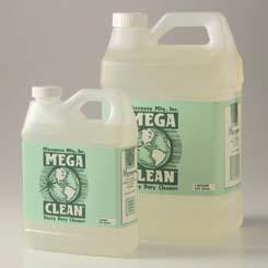 Megaclean puhdastilapesuaine