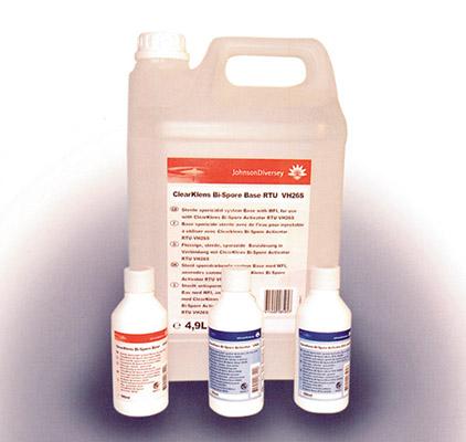 Clearklens Bi-Spore desinfektioaine