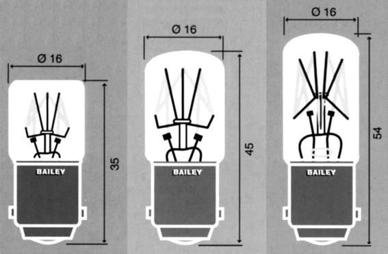 Ba15d -lamput
