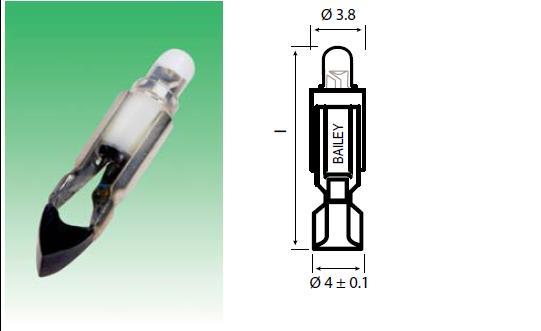 T-4.6 -puhelinlamppu, LED-lamput