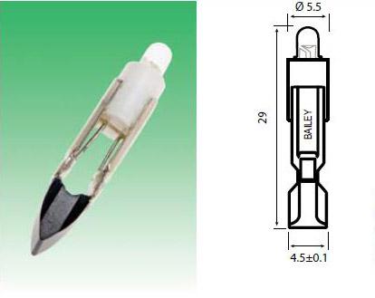 T-5.5 puhelinlamppu, LED-lamput
