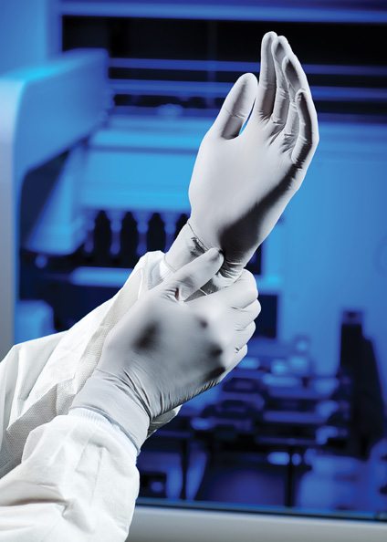 Kimtech G3 Sterile Sterling nitriilikäsine