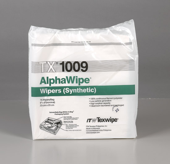 Alphawipe-puhdistuspyyhe