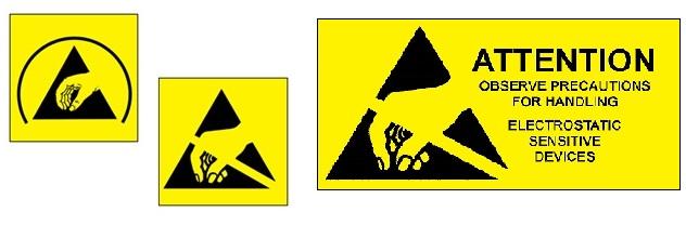 Suljin- ja varoitustarrat