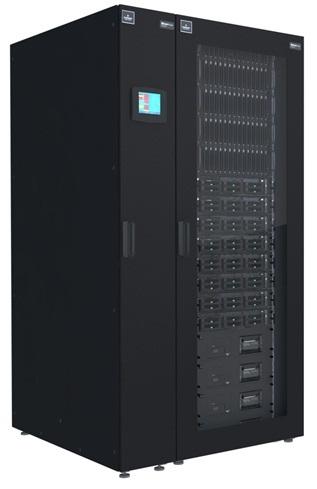 DCL-lämmönvaihdin 1-4 palvelinkaapille (30-34 kW)