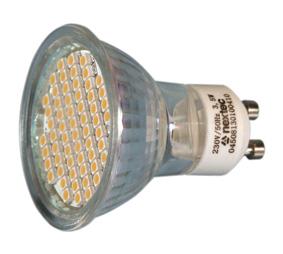GU10-kantaiset LED-lamput