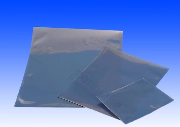 Metalloidut suojapussit