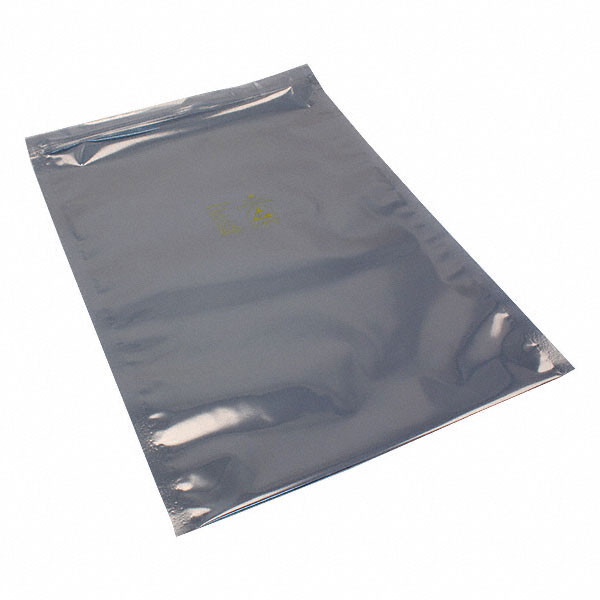 Metalloidut pussit Zipper-sulkimella