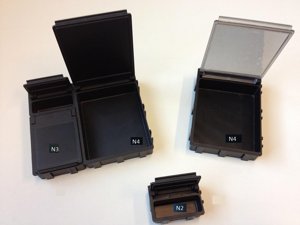 Licefa SMD-laatikot
