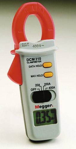 AC-virtapihti Megger DCM310