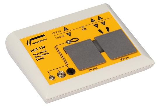 Ranneke- ja jalkinetesteri PGT-120 Tester