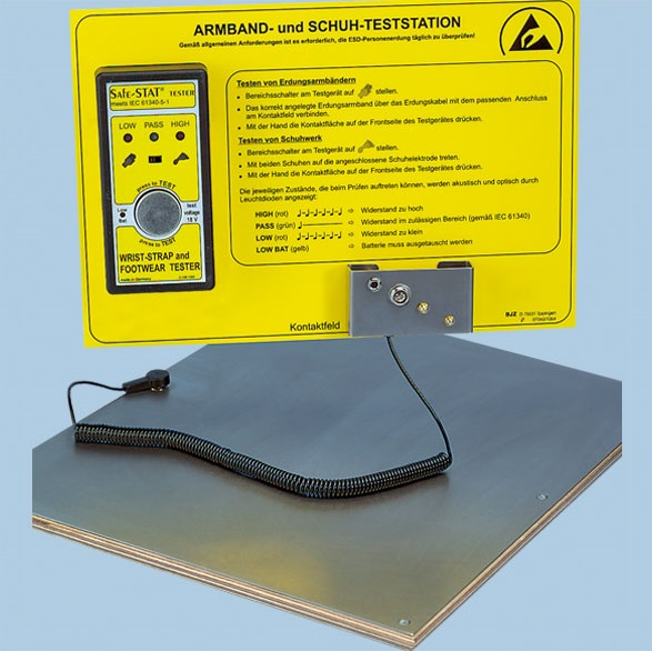 Ranneke- ja jalkinetesteri H280 Tester