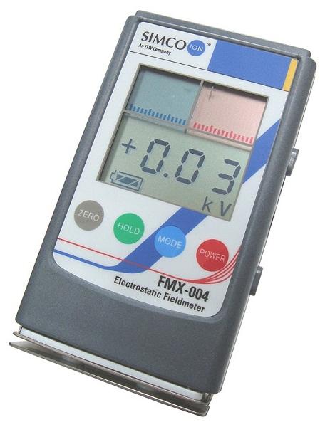 Staattisen sähkökentän mittari Simco FMX-004
