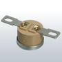 Ilman kiinnityslaippaa, avautuvat bi-metallitermostaatit
