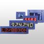 SS302 ja SX302 -sarjan koteloidut Siebert teollisuusnäytöt, 20 mA TTY/RS232