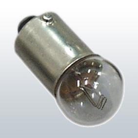 Ba9s-kantainen merkkilamppu G11x23mm