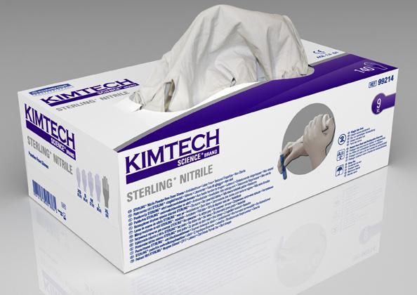 Kimtech Sterling nitriilikäsine