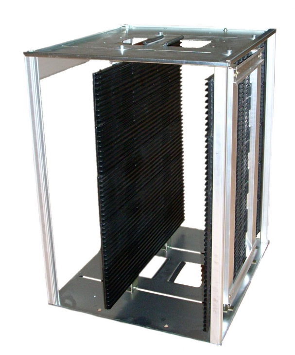 Quickfill-piirikorttiräkki automaattilinjoihin