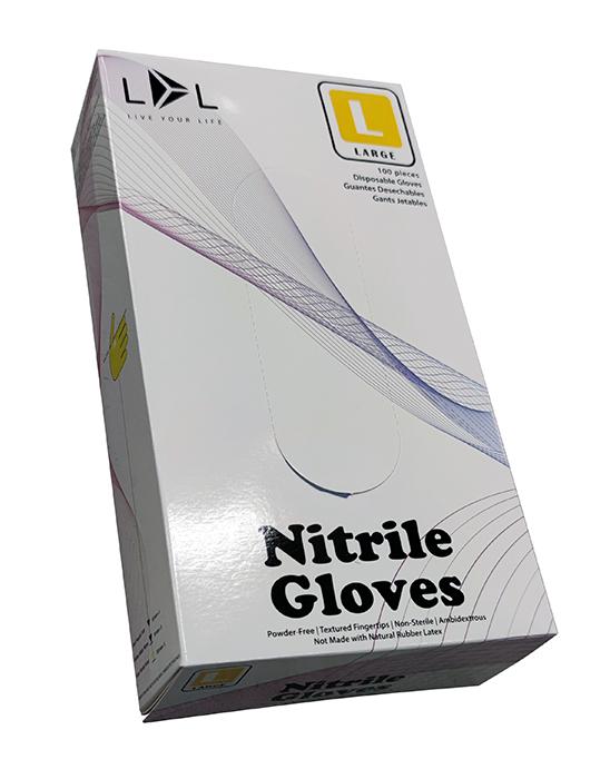 LYL nitriilikäsine