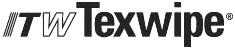 Texwipe kestävä ja nukkaamaton pyyhe