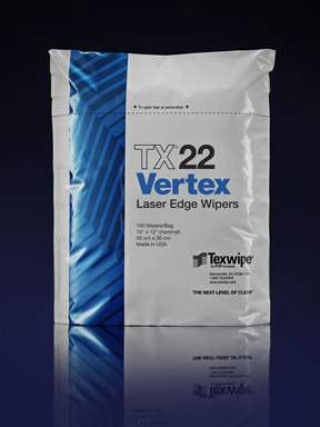 Vertex ultrapuhdas puhdastilapyyhe