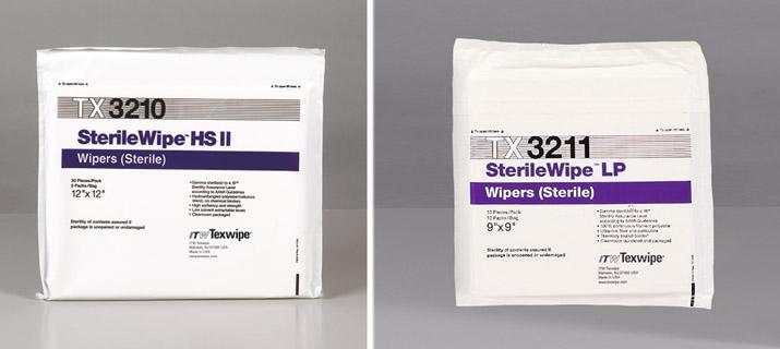 SterileWipe, steriili puhdastilapyyhe