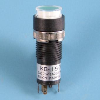 Nikkai KB-sarjan valopainike, pyöreä
