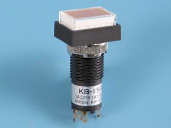 Nikkai KB-sarjan valopainike, suorakaide