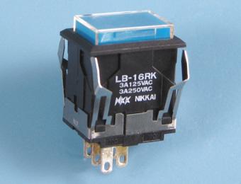 Nikkai LB-sarjan valopainike, suorakaide